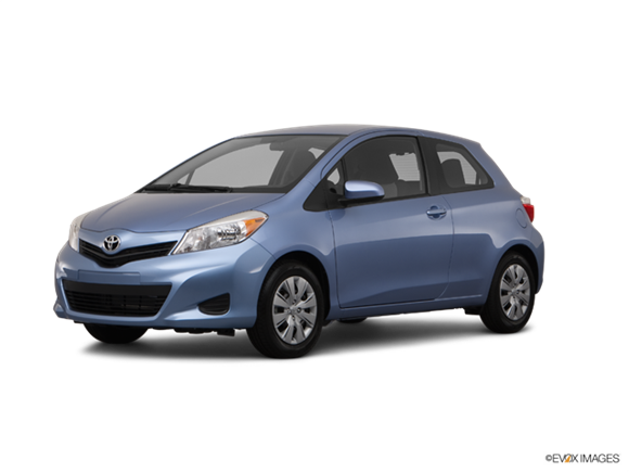 2012 Toyota Yaris L  Photo