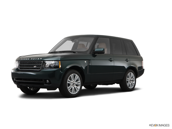 2012 Land Rover Range Rover Supercharged  Photo