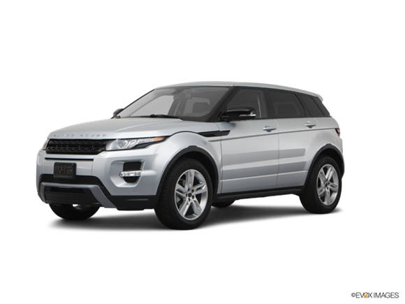 2012 Land Rover Range Rover Evoque Pure Photo