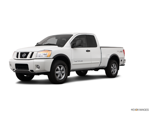 2012 Nissan Titan King Cab PRO-4X  Photo