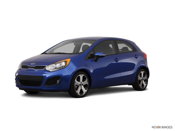 2012 Kia Rio SX  Photo