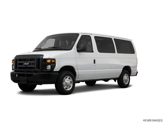 2012 Ford E150 Passenger XLT  Photo