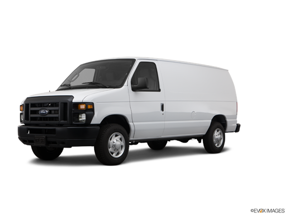 2012 Ford E350 Super Duty Cargo Commercial Photo