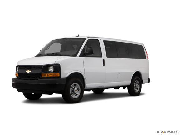 2013 Chevrolet Express 1500 Passenger LT  Photo