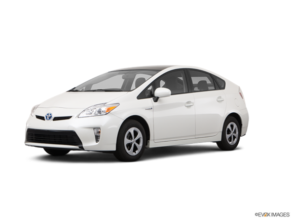 2012 Toyota Prius Four Photo
