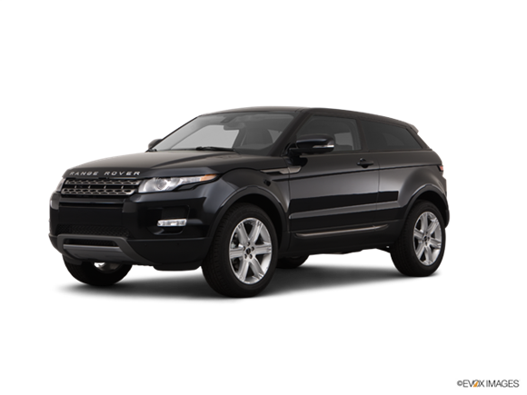 2012 Land Rover Range Rover Evoque Coupe Dynamic Photo