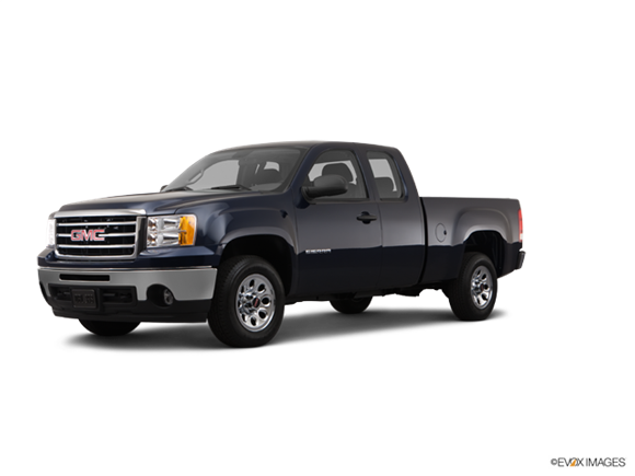 2012 GMC Sierra 1500 Extended Cab Work Truck Photo