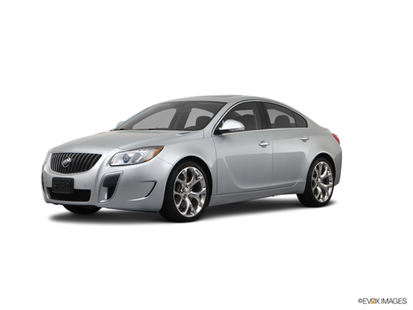 2012 Buick Regal GS  Photo