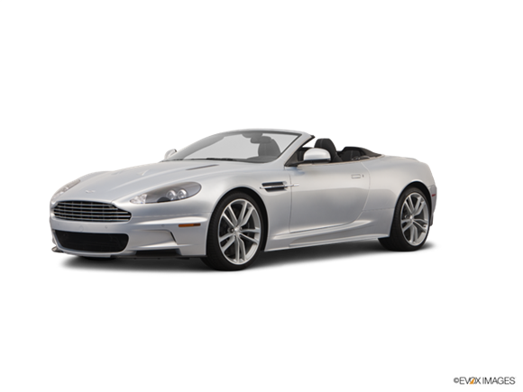 2012 Aston Martin DBS Volante Carbon  Photo