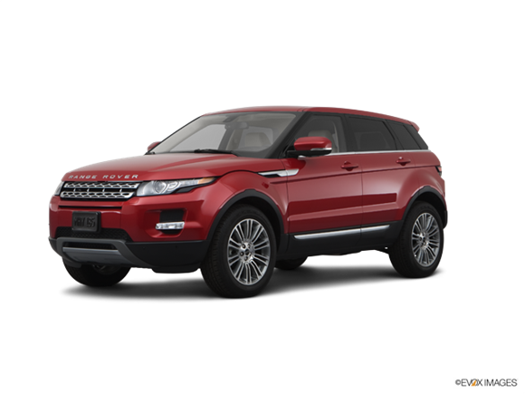 2012 Land Rover Range Rover Evoque Prestige Photo