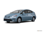 2012 Toyota Prius Plug-in Advanced Hatchback