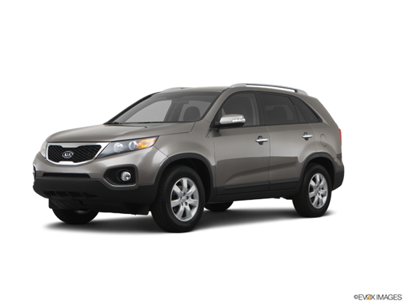 2013 Kia Sorento SX  Photo