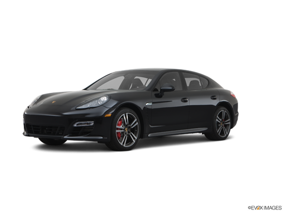 2013 Porsche Panamera Turbo S Gran Turismo  Photo