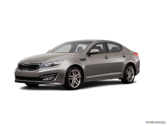 2013 Kia Optima SX  Photo