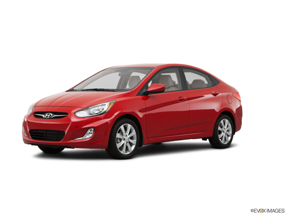 2013 Hyundai Accent GLS  Photo