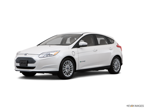 2012 Ford Focus Electric  Photo