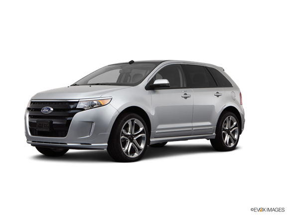Kelley blue book 2011 ford edge sport accessories
