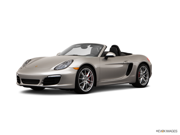 2014 Porsche Boxster S  Photo