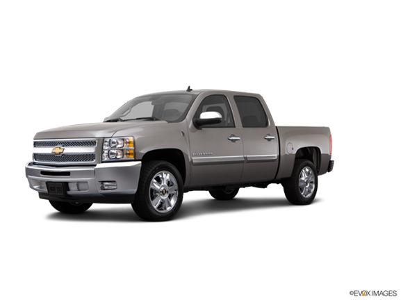 2013 Chevrolet Silverado 1500 Crew Cab LT  Photo