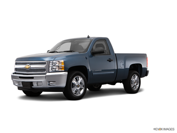 2013 Chevrolet Silverado 1500 Regular Cab LT  Photo