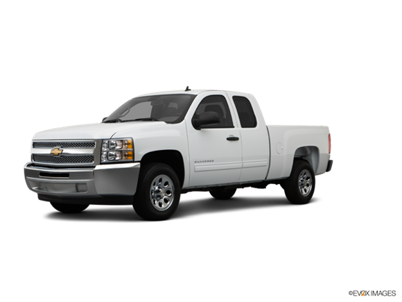 2013 Chevrolet Silverado 1500 Extended Cab LTZ  Photo