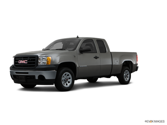 2013 GMC Sierra 1500 Extended Cab SLT  Photo