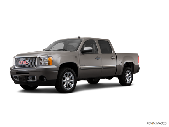 2013 GMC Sierra 1500 Crew Cab Denali  Photo