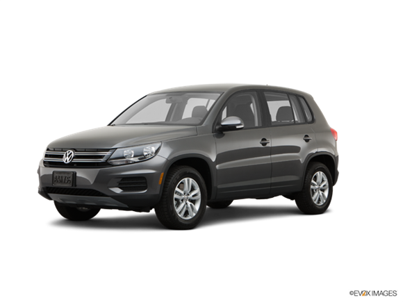 2013 Volkswagen Tiguan 2.0T SE 4Motion  Photo