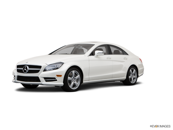 2013 Mercedes-Benz CLS-Class CLS550 4MATIC  Photo