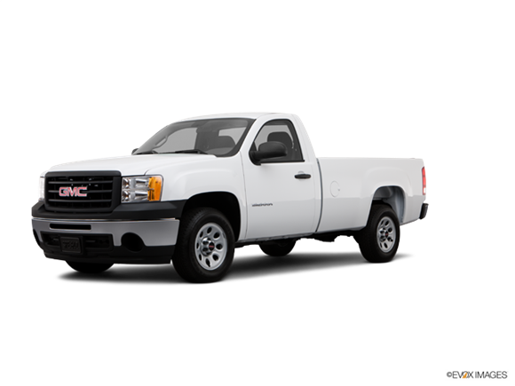 2013 GMC Sierra 1500 Regular Cab SLE  Photo