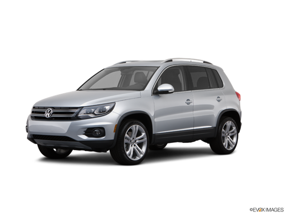 2013 Volkswagen Tiguan 2.0T SEL 4Motion  Photo