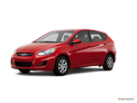 2013 Hyundai Accent GS  Hatchback