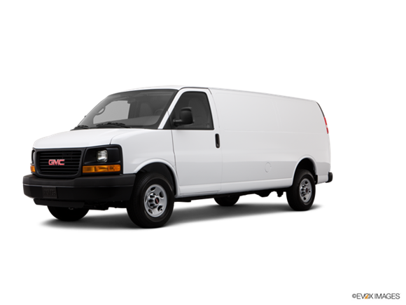 2013 GMC Savana 3500 Cargo Diesel Regular  Photo