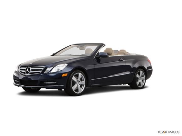 2013 Mercedes-Benz E-Class E350  Photo