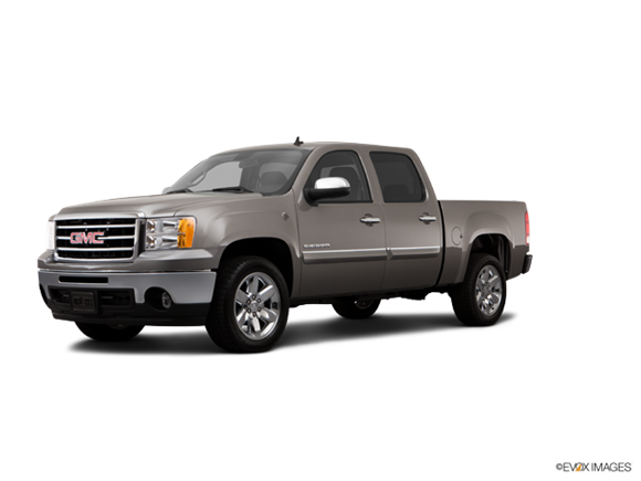 2013 GMC Sierra 1500 Crew Cab SLT  Photo