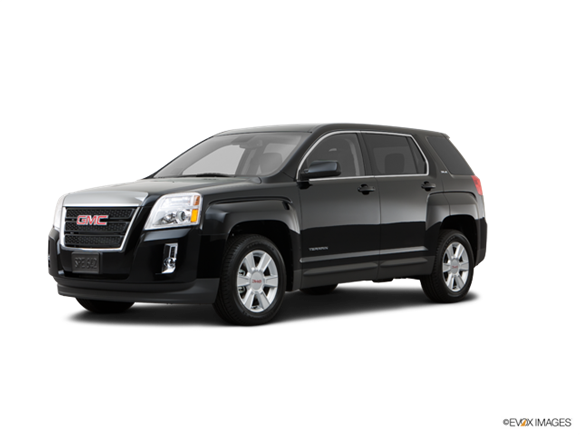 2013 GMC Terrain SLT-2  Photo