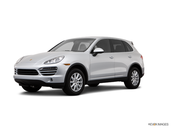 2014 Porsche Cayenne Turbo S  Photo