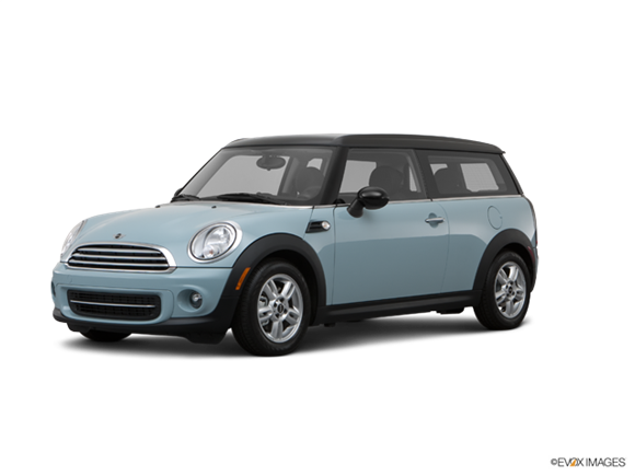 2013 MINI Cooper Clubman John Cooper Works  Photo