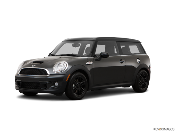 2013 MINI Cooper Clubman S  Photo