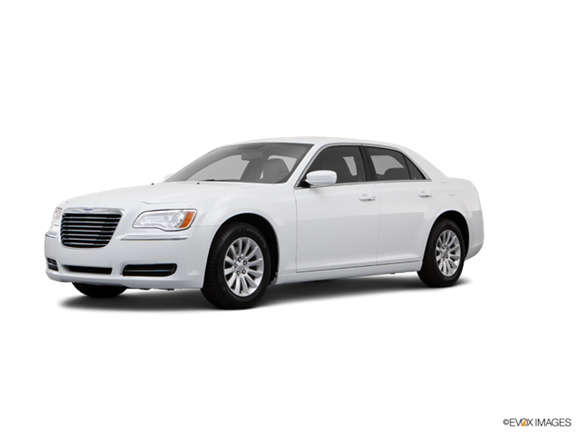 2013 Chrysler 300S Glacier  Photo