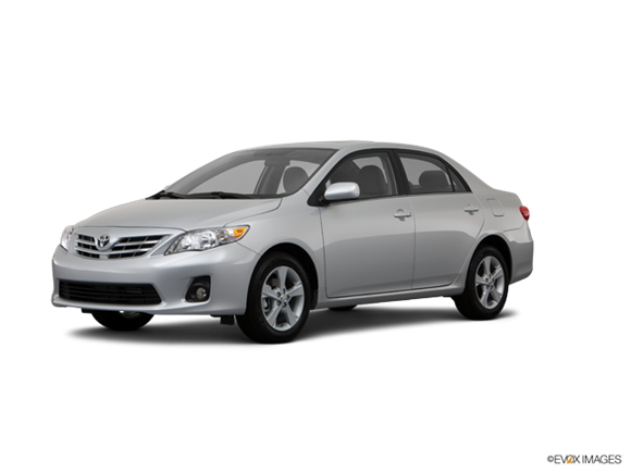2013 Toyota Corolla L  Photo