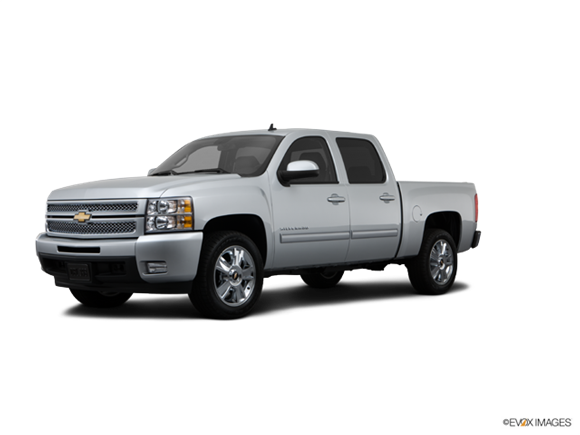 2013 Chevrolet Silverado 1500 Crew Cab LTZ  Photo