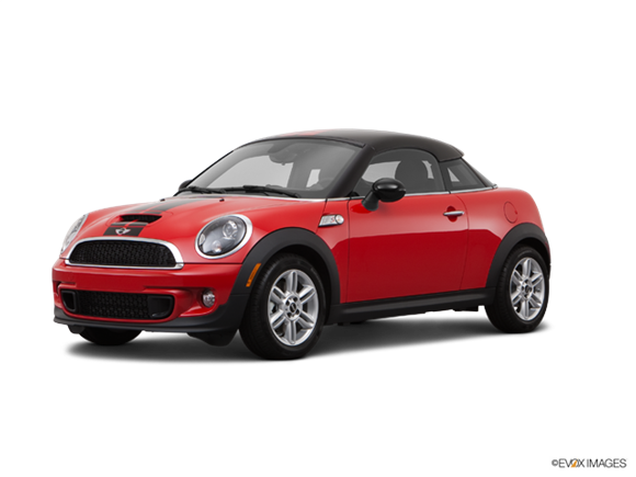 2013 MINI Cooper Coupe S  Photo