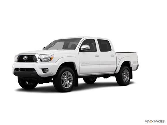 2013 Toyota Tacoma Double Cab PreRunner  Photo