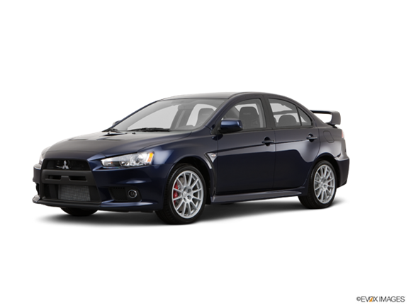 2013 Mitsubishi Lancer Evolution MR  Photo