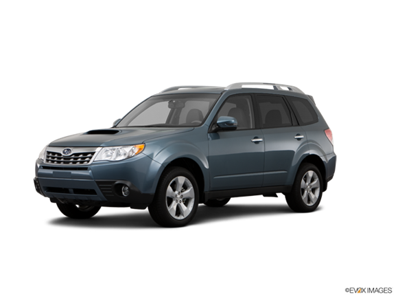 2013 Subaru Forester 2.5XT Touring  Photo