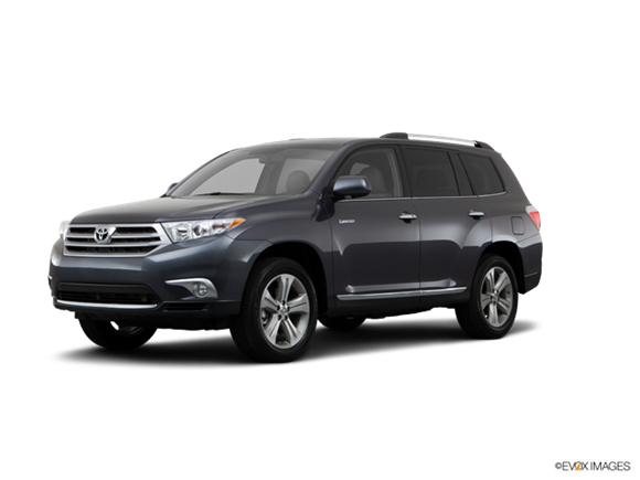 2013 Toyota Highlander Limited  Photo