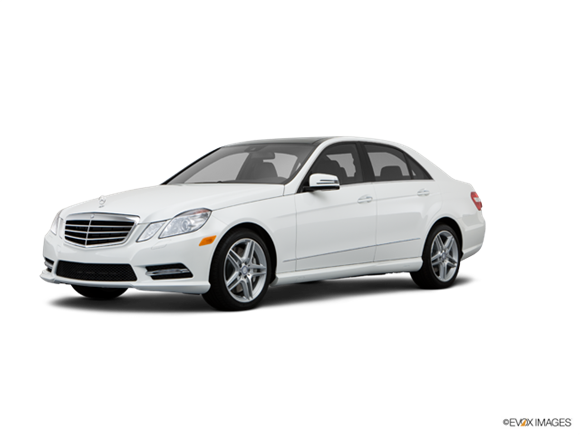 2013 Mercedes-Benz E-Class E550 4MATIC  Photo