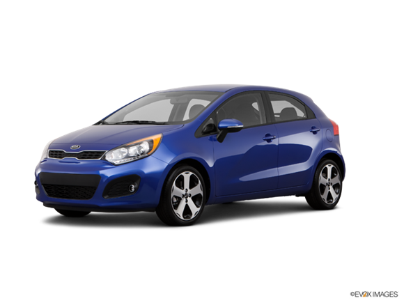 2013 Kia Rio SX  Photo