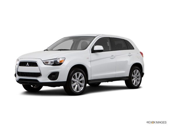 2013 Mitsubishi Outlander Sport ES  Photo